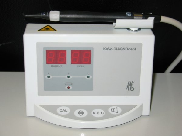 Picture showing cavity detection.