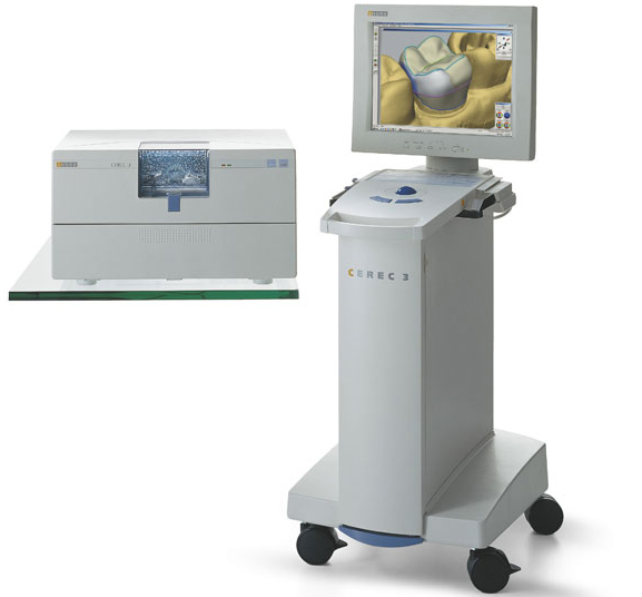 The CEREC system by Sirona